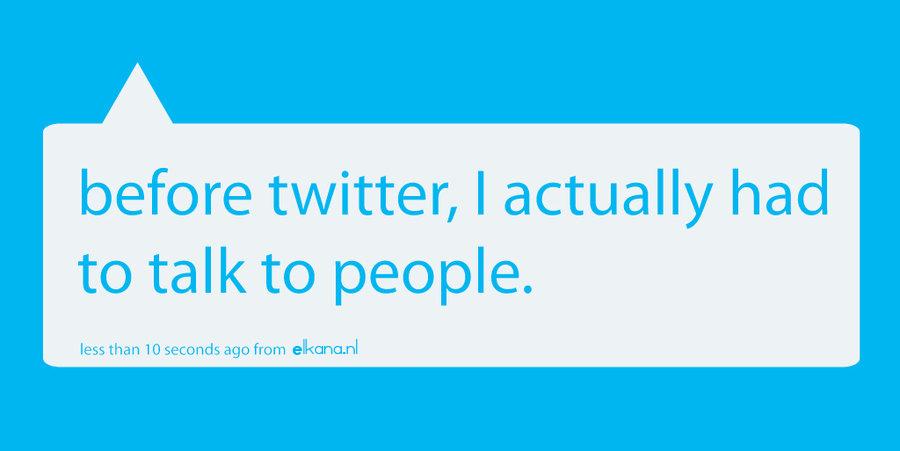 Twitter wekelijkse updates van 2010-08-15