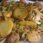 Chinese aardappelschijfjes